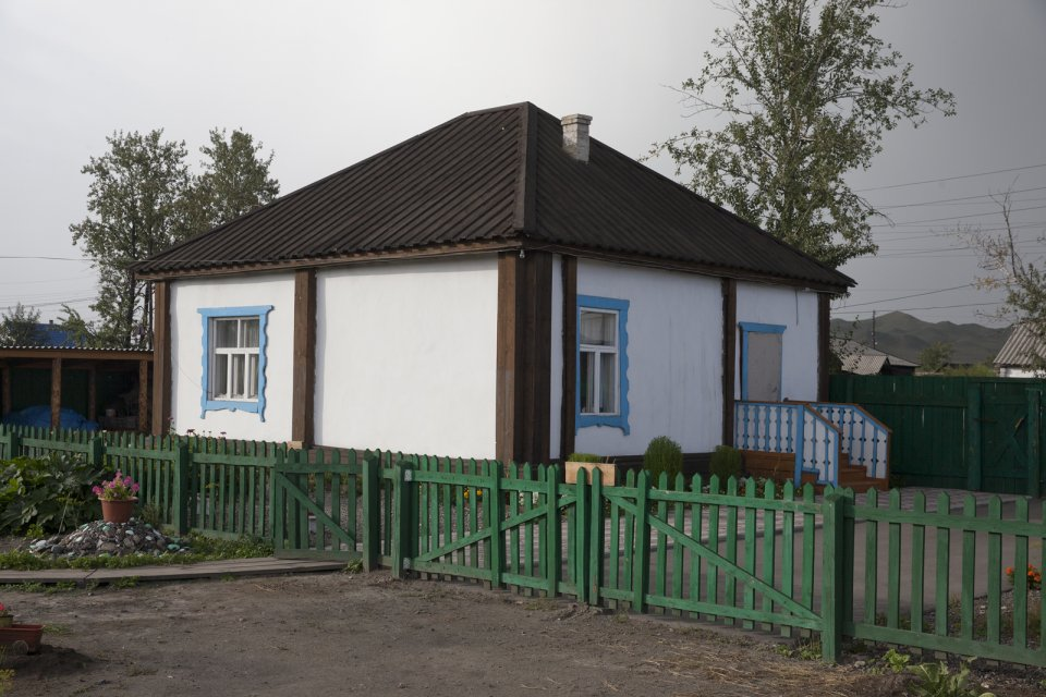 A museum in Chadan dedicated to the current Russian defense minister Sergei Shoigu. It opened in 2015 in his former family house. Born in Chadan in 1955 into a family of an animal technician Alexandra Kudryavtseva who was sent to Tuva from Russia to help upgrade local stock breeding and later became a prominent local Communist official and a local newspaper editor and also a Communist official Kuzhuget Shoigu, Mr Shoigu rose to prominence in early 1990s and has held various top ranking posts in the Russian government ever since. Since he became a defense minister in 2012, a local cult of Mr Shoigu's personality has developed in Tuva, and especially in his hometown Chadan.