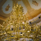 Bolshoi's main chandelier